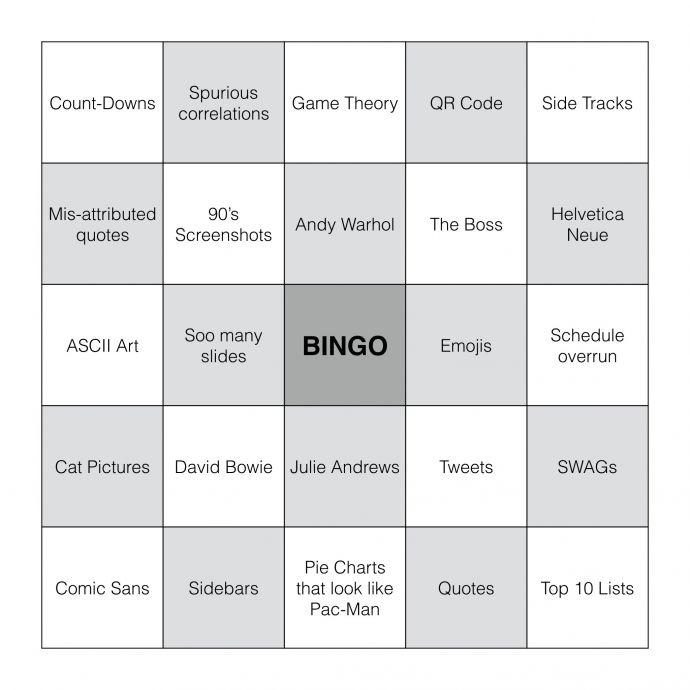 Talk Bingo