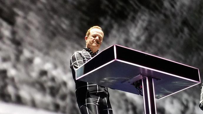 Ralf from Kraftwerk