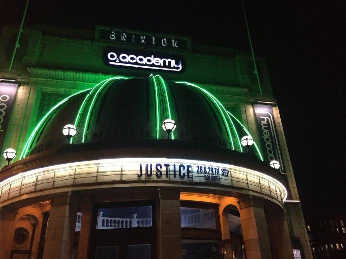 Justice Brixton Academy