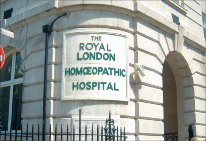 The Royal London Homoeopathic Hospital